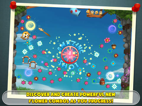 Flowerpop Adventures iPhone iPad
