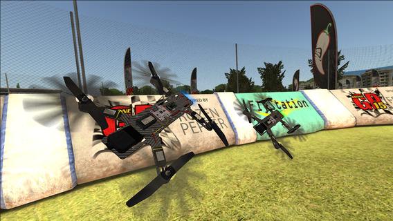 Screenshot 5 Drone GP