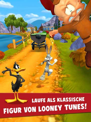 Looney Tunes Hetzjagd iOS