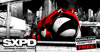 SXPD: Pursuit Force Extreme. Die Comic-Buch-Spiel Hybride iOS Screenshots