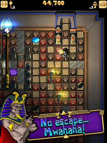 Treasure Tombs: Ra Deal iPhone iPad