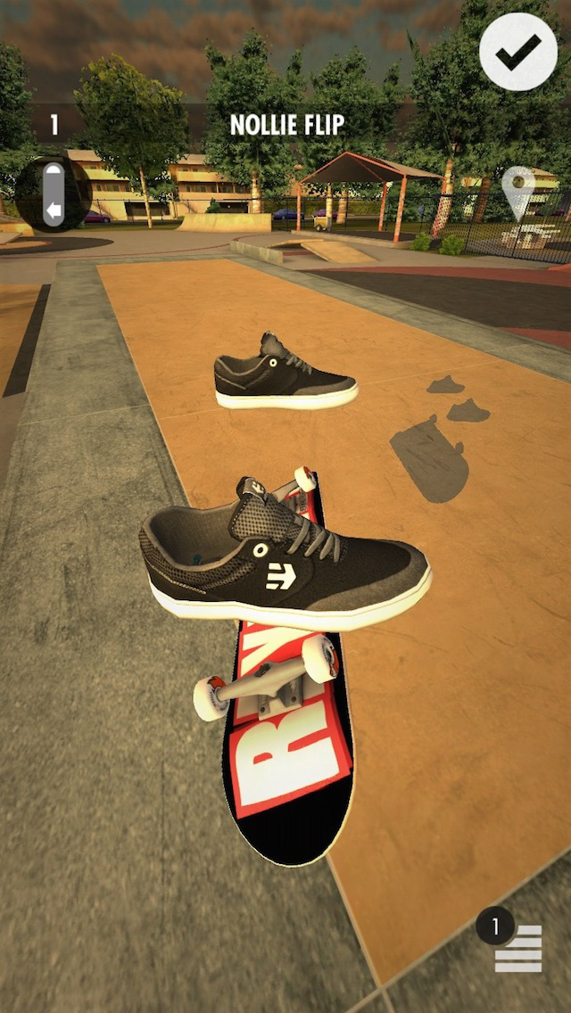 Skater - Skate Legendary Spots iOS Screenshots