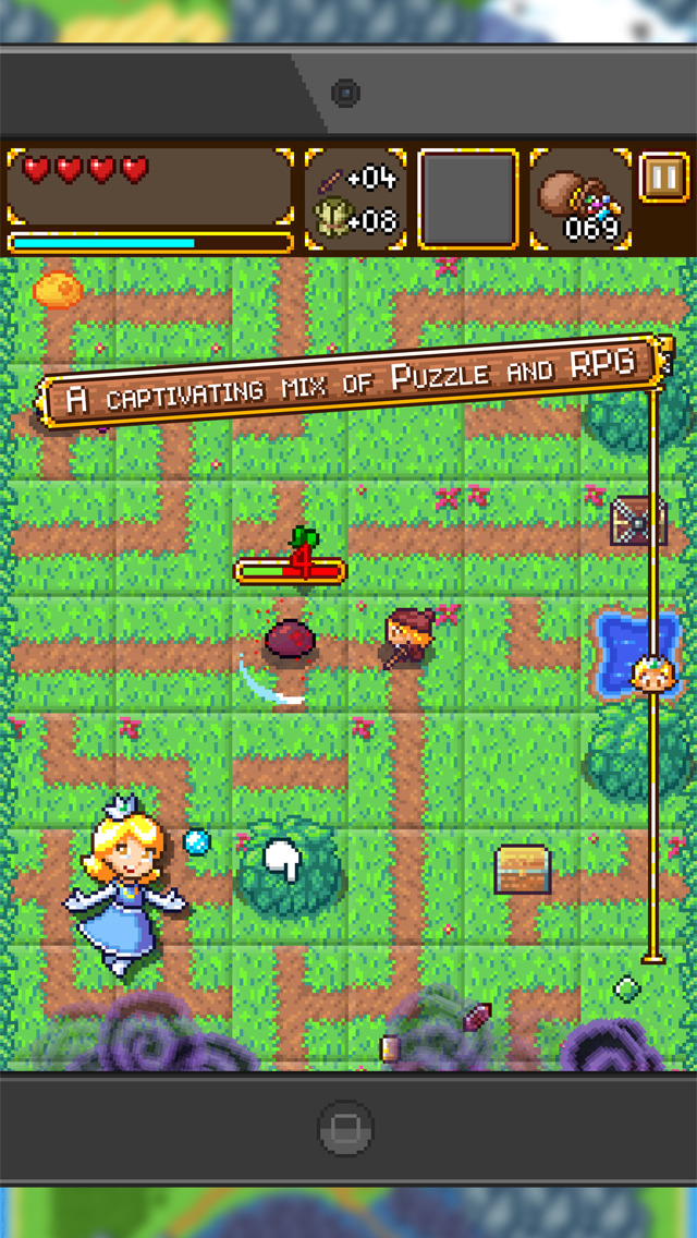 SwapQuest iOS Screenshots