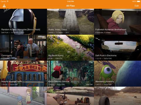Velká aktualizace VLC for Mobile přináší oblíbený přehrávač také na Apple TV a spoustu novinek
