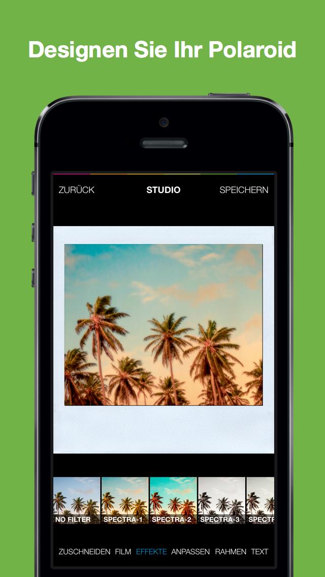 Polamatic by Polaroid - Dana Shakiba - App