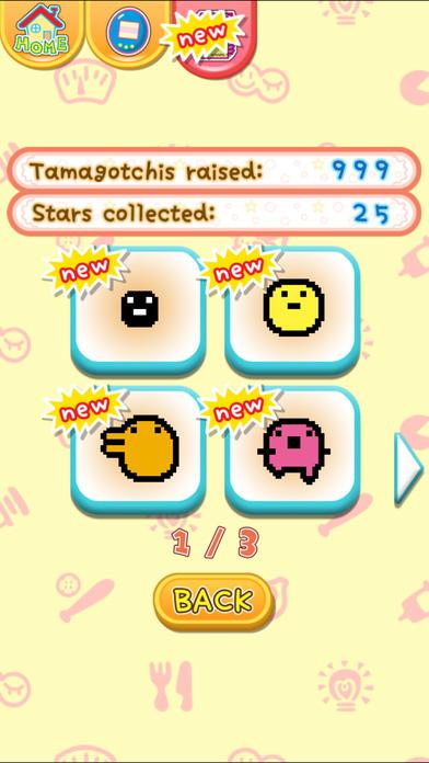 Tamagotchi Classic Screenshot
