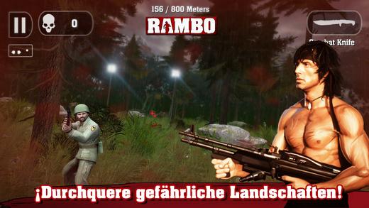 Rambo - Das Mobile-Game für iOS