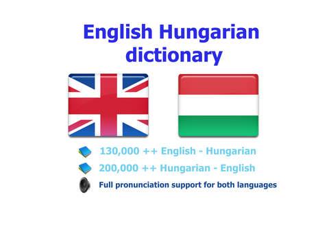 angol magyar fordító