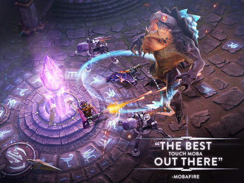 Vainglory iPhone iPad