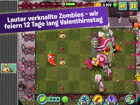 Plants vs. Zombies™ 2  Bild 2