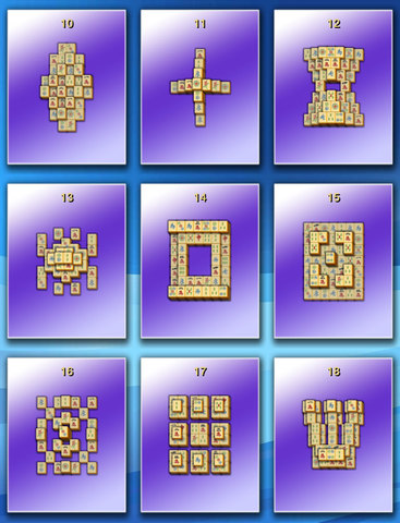 Mahjong Tiles iPad