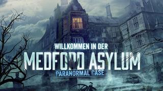 Die Psychiatrie von Medford (Vollständig) - Eine paranormale Untersuchung - Ein Suchspiel iOS Screenshots