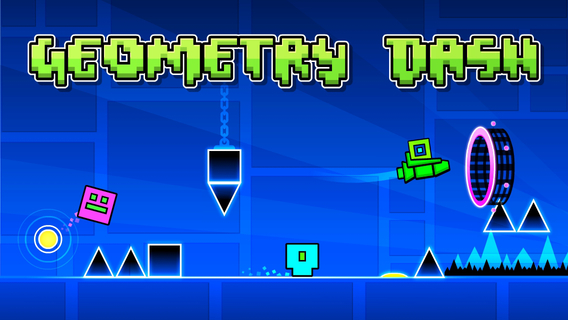 Screenshot 1 Geometry Dash
