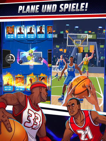 Screenshot 3 Rival Stars Basketball