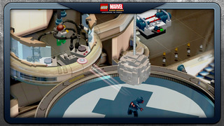 LEGO® Marvel Super Heroes: Das Universum in Gefahr iOS Screenshots