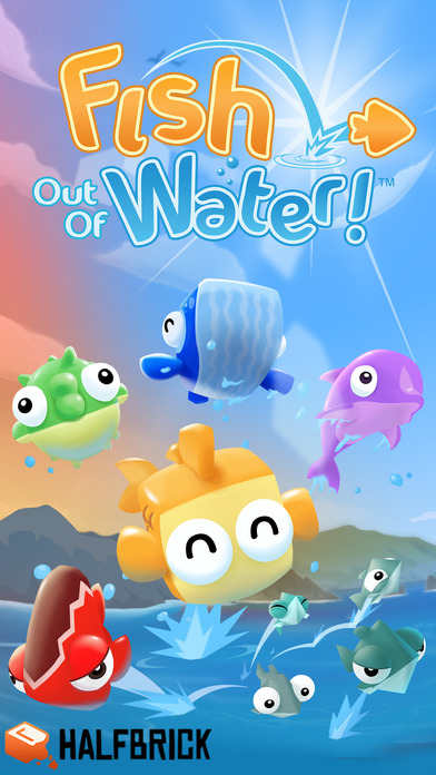 Fish Out Of Water! Screenshot