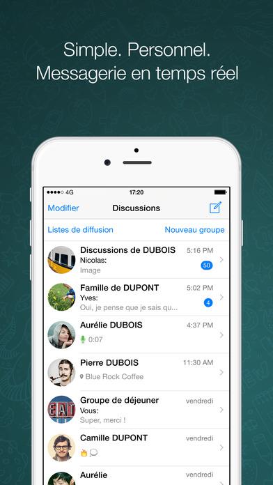 download WhatsApp Messenger apps 3