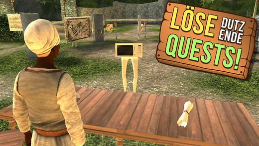Goat Simulator MMO Simulator iPhone iPad
