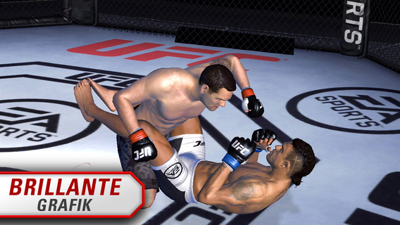 EA SPORTS UFC iPhone iPad