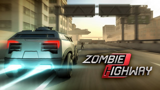 Zombie Highway 2 iOS Screenshots