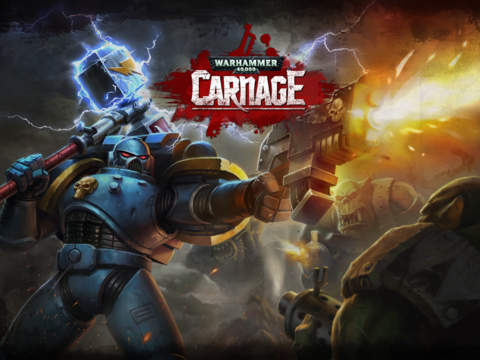 Warhammer 40,000: Carnage iOS Screenshots