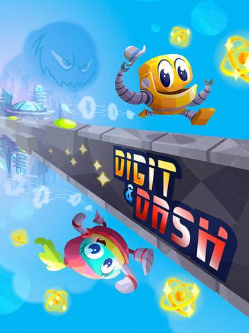Digit & Dash Screenshot