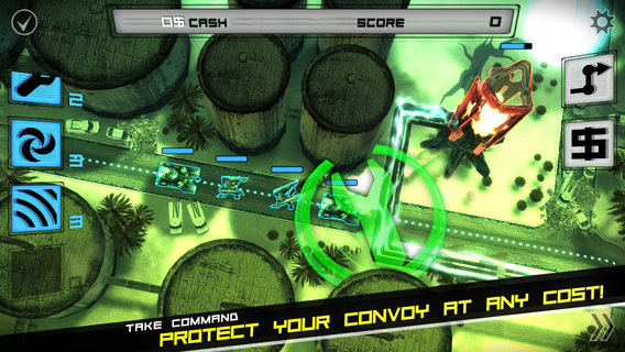 Screenshot 3 Anomaly Warzone Earth HD