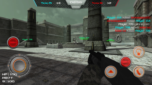 best iphone 6 shooter games