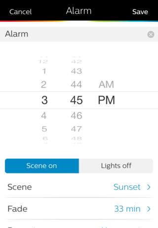 iPhone Schermata 4