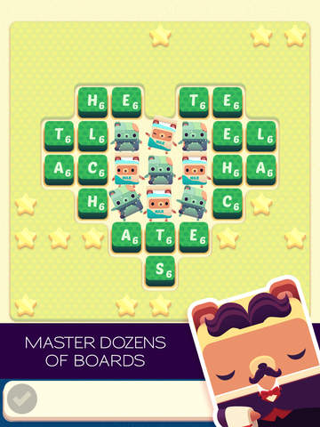 Alphabear iPhone iPad