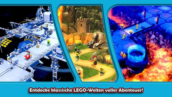 Screenshot 3 LEGO® Minifigures Online