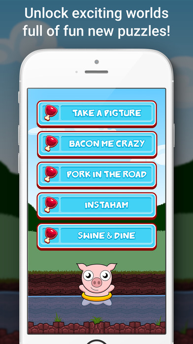 Tumble Pig Screenshot