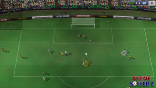 Active Soccer 2 iOS Screenshots