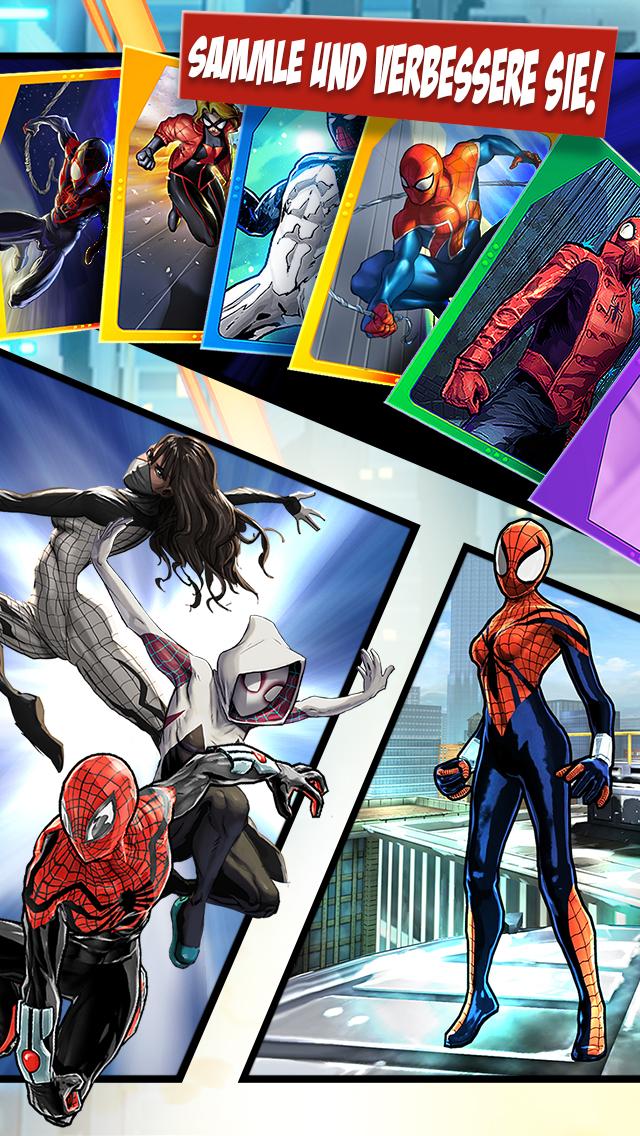 Screenshot 2 MARVEL Spider-Man Unlimited