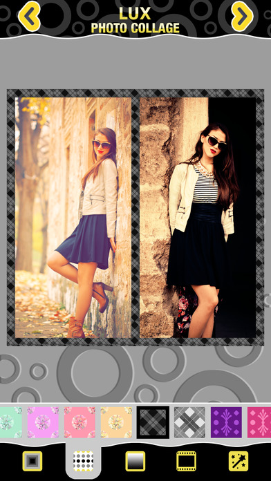 download Luxe Image Collages De Photo - Prenez Belle Cadres Photo libre et de faire vos photos ressemblent magique apps 3