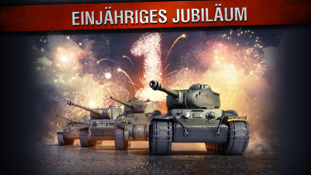 World of Tanks Blitz iPhone iPad