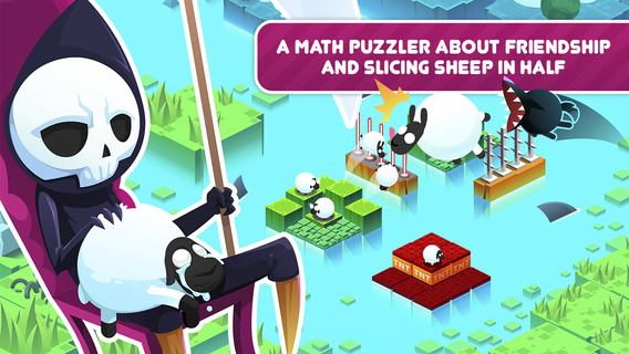 Divide By Sheep iOS Game