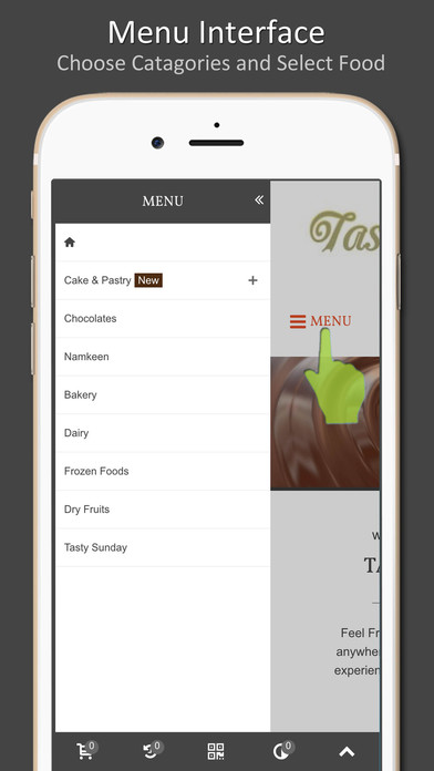 download Tasty Surat apps 4