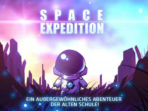 Space Expedition: Classic Adventure iOS Screenshots