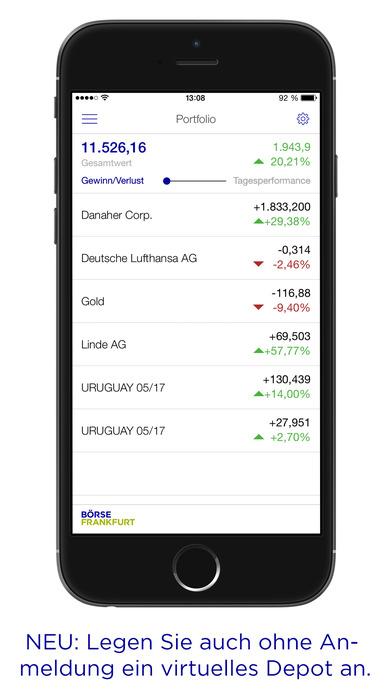 aktien watchlist app