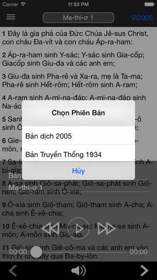 download Kinh Thanh 2005 apps 1