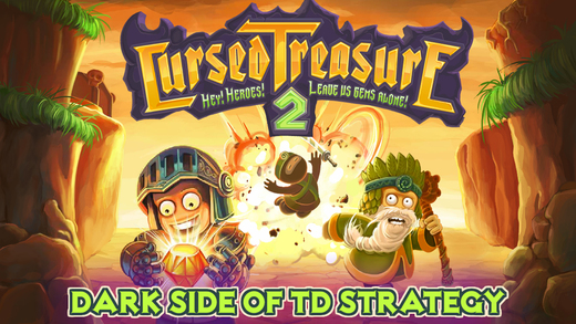 Cursed Treasure 2 iPhone iPad