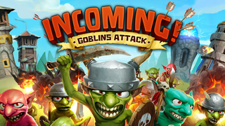 Incoming! Goblins Attack TD iOS Screenshots