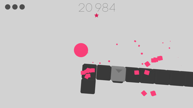 Cublast Game iPhone iPad