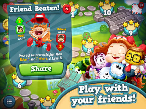 Screenshot 3 Toy Blast