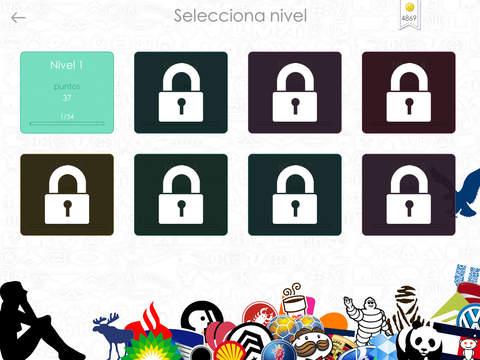 Logos Quiz - Adivina cientos de logos! Screenshot