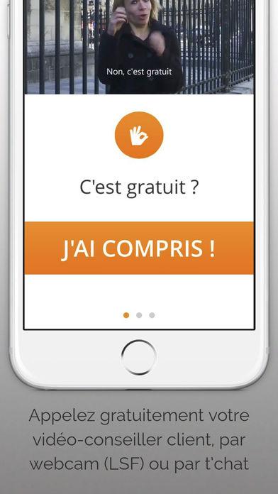 download Deafiline apps 1