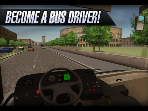 Bus Simulator 2015 iPhone iPad