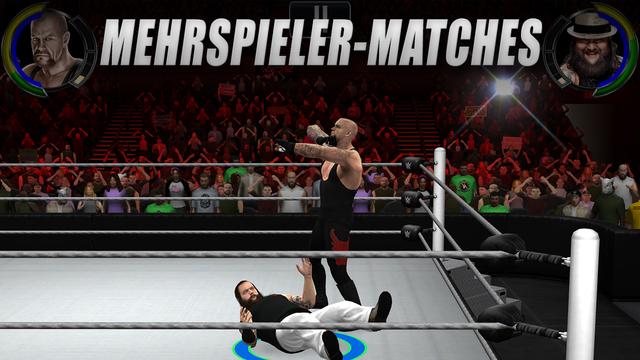 WWE 2K iPhone iPad