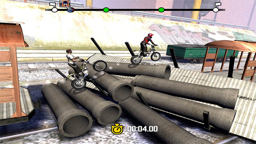 Trial Xtreme 4 iPhone iPad